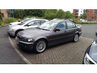 2002 BMW 3 Series e46 318i SE 2.0l - Full year MOT- AUG 2017