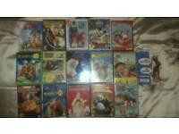 Kid's DVD's