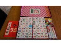 Mahjong Game including book