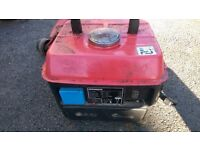 Woolworths 650W petrol generator