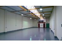 Looking for honest people to share an industrial unit with for storage of classic cars