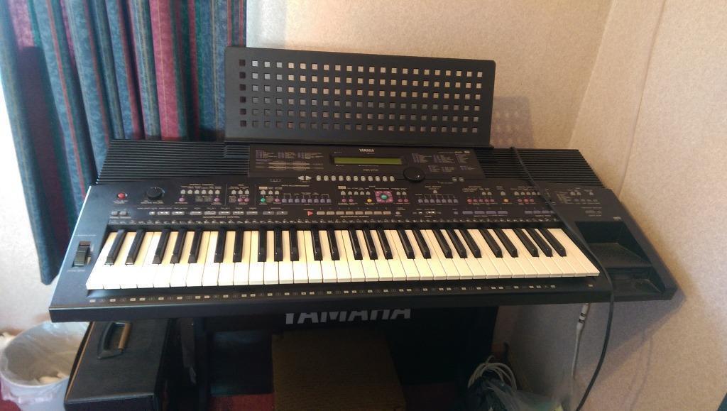 Yamaha psr 2700 keyboard stand in kirkcaldy fife for Yamaha psr stand