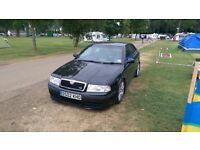 SKODA VRS 2002 240BHP