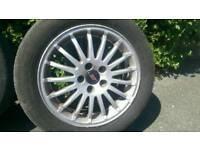 Alloy wheels Volvo / Ford