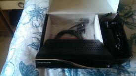 Dreambox 800HD+120gb hard drive