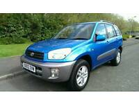 2003 TOYOTA RAV4 2.0 GX 5 DOOR * LONG MOT JAN 2018 *