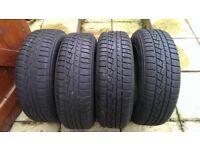 Winter Tyre. Yokohama 185/65 R15 88T