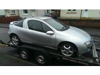 Vauxhall Tigra - Spares or Repair