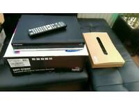 Samsung freesat box