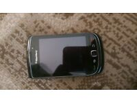 blackberry torch 9800 unlocked fully works black