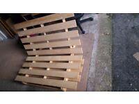Sofa/Bed frame (no matress)