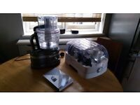 Kitchen Aid Artisan food processor - 5KFP1644 (as new)gunmetal silver