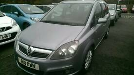 Vauxhall Zafira. 7 seats diesel. Great Value