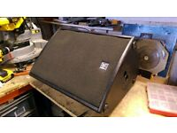 HK Audio DART stage monitor/ PA speaker. HK Speaker HK Audio