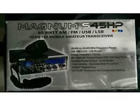 Magnum s45hp transceiver