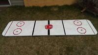 Custom Calgary Flames beer pong table! other teams available