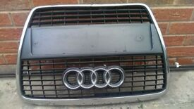 Audi part, front grill