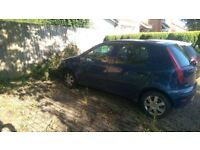 2003 Fiat Punto for sale - £150