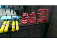 Lowering springs 45mm
