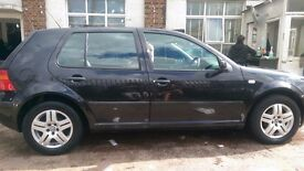 vw golf 1.6 2000 good condition