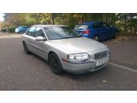 Volvo S80 2.4 S Automatic Saloon with Towbar