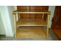 Wooden small shelf