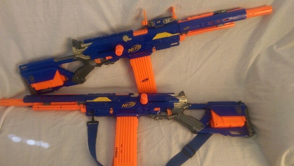NERF WAR: ULTRA RARE NERF GUN MOD Video Clip