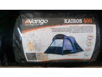 Vango tent as new