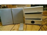Marantz compact stereo, CD, mini disc, receiver