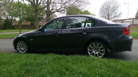 BMW 320I AUTOMATIC FULL SERVICE HISTORY