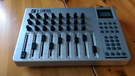 Evolution UC33e MIDI Fader Controller