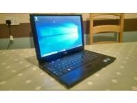 Dell Latitude E4200 ultra portable laptop with SSD