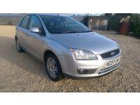 07 ford focus ghia 1600 petrol /swap for diesel mondeo/ mpv