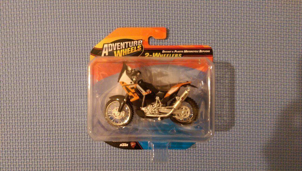 Adventure Wheels - 2 Wheelers motorbike - £2.50