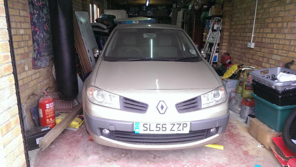 Renault Megane GOLD 1.5 DCI 2006 BREAKING FOR SPARES OR REPAIRS