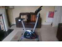 York Exercise Bike. Great to improve fitness. Perfect condition.
