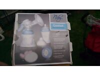 Nuby Manual Breast Pump