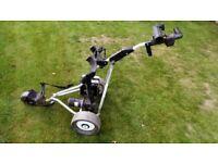 Powacaddy battery Golf trolley