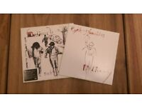 Babyshambles 'Delivery' 2 x 7 inch Vinyl Single Set (Featuring Pete Doherty of The Libertines)