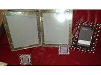 5 glass frames