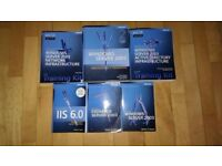 Microsoft MCSE Server / Networking Admin Books Bundle