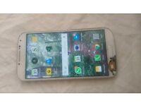 samsung galaxy s4 cracked screen still works