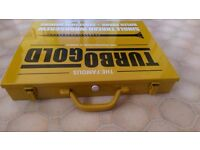 TurboGold Woodscrews Expert Trade Case Double Self Countersunk 2800 PCS