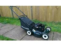 Petrol lawnmower 21inch