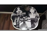 Marilyn Monroe inspired coffee table / side table