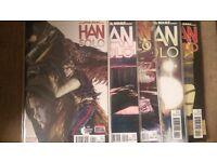 Han Solo comics
