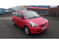 Honda Jazz 1.3 SE with Low Mileage and Full Service History