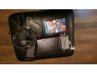 Used Wii u with 2 games
