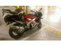 Gsxr 750 SRAD and KTM EXCF 250 2007 for sale