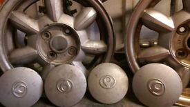 Mazda mx5 Daisy wheels